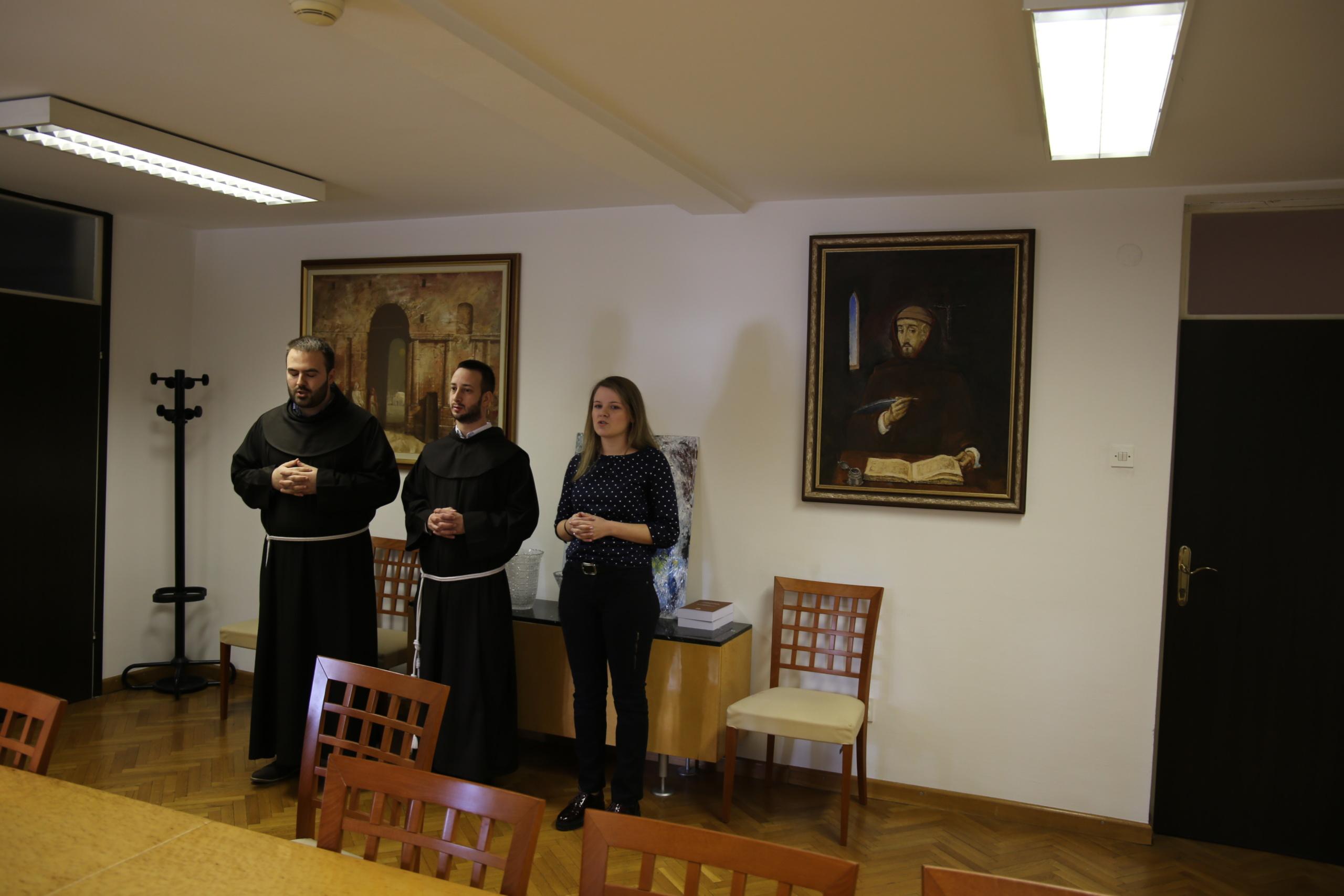 Tezarij na Franjevačkoj Teologiji Sarajevo