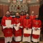 Svećeničko ređenje franjevačkih đakona