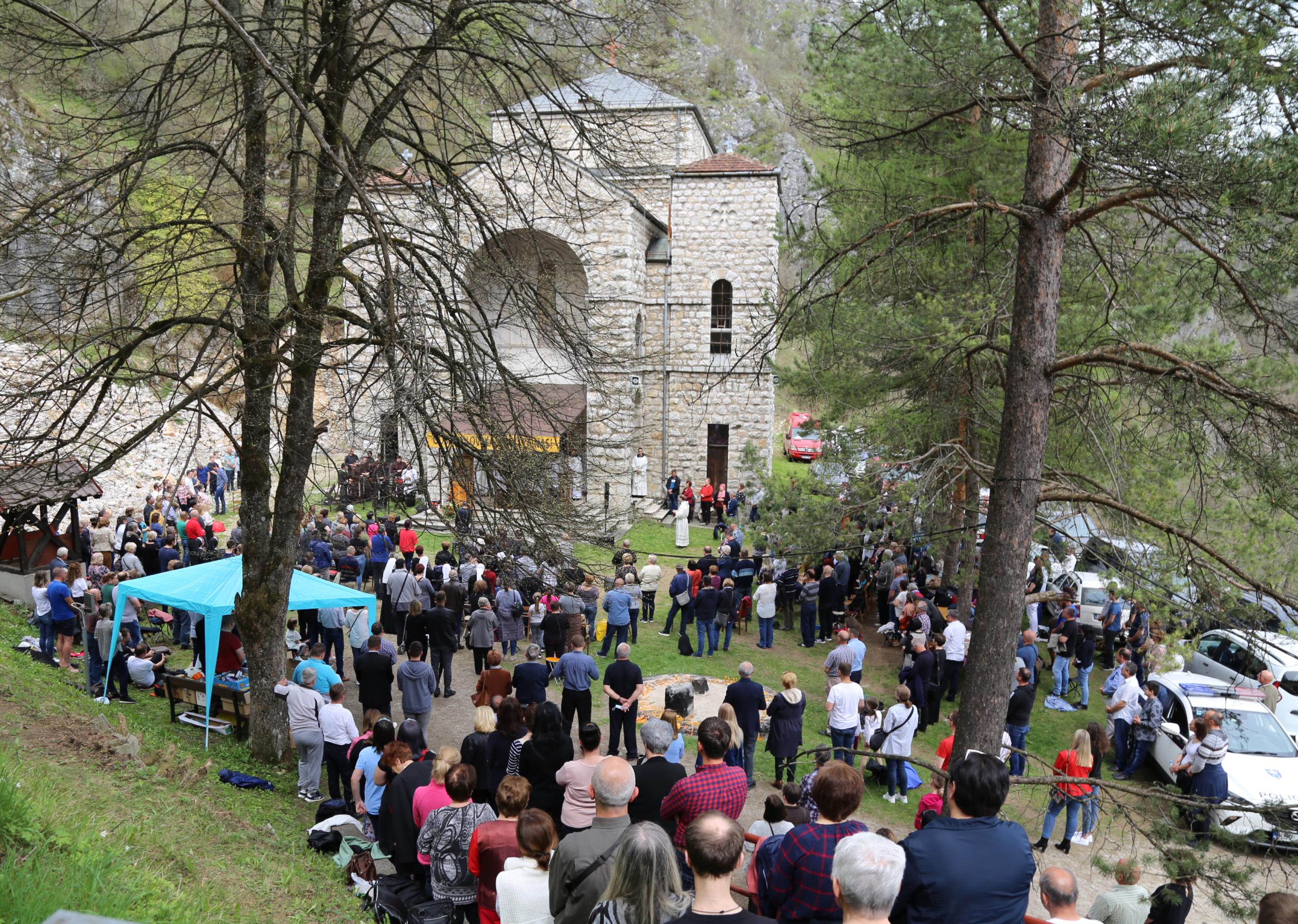 Početak svibanjske pobožnosti i blagdan sv. Josipa Radnika u Olovu
